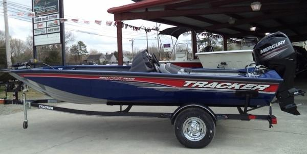 2018 TRACKER BOATS PRO TEAM™ 175 TF for sale