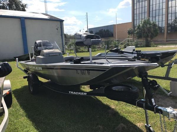 2017 TRACKER BOATS PRO 160 for sale