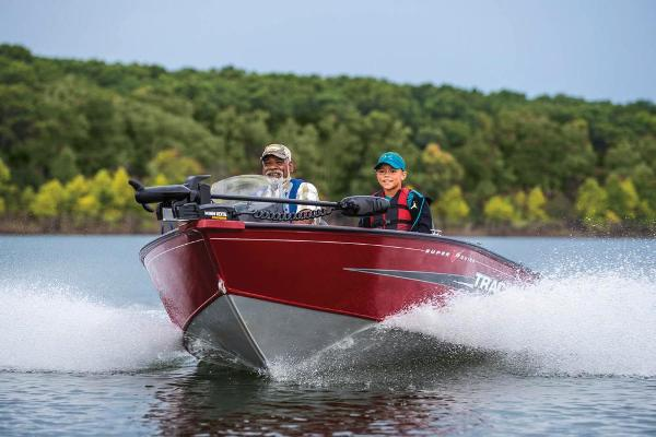 2021 Tracker Boats boat for sale, model of the boat is Super Guide V-16 SC & Image # 2 of 48