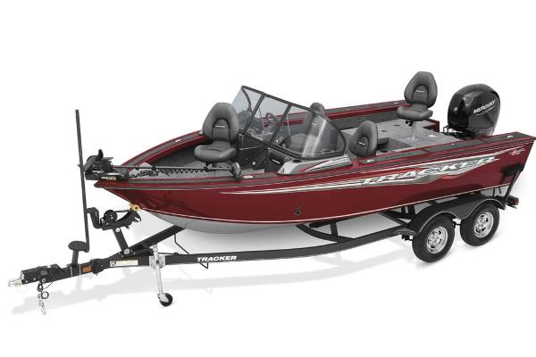 2021 Tracker Boats boat for sale, model of the boat is Targa V-18 Combo & Image # 1 of 71