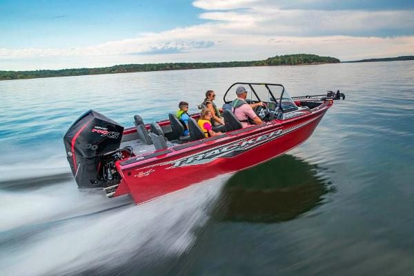 2021 Tracker Boats boat for sale, model of the boat is Targa V-18 Combo & Image # 2 of 71
