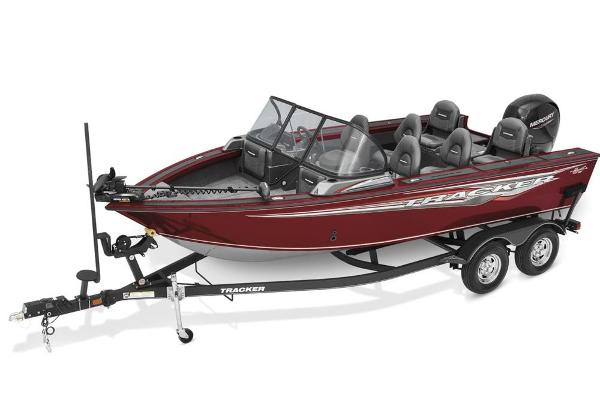 2021 Tracker Boats boat for sale, model of the boat is Targa V-18 Combo & Image # 13 of 71