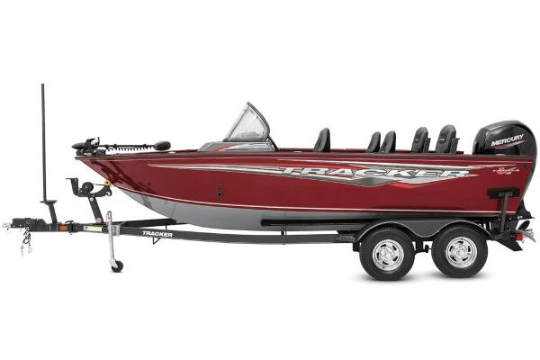 2021 Tracker Boats boat for sale, model of the boat is Targa V-18 Combo & Image # 15 of 71