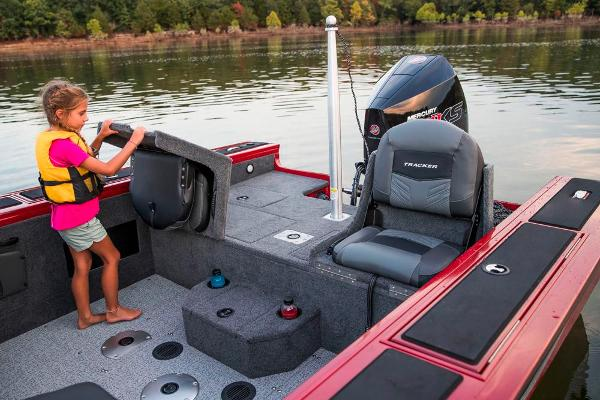 2021 Tracker Boats boat for sale, model of the boat is Targa V-18 Combo & Image # 70 of 71