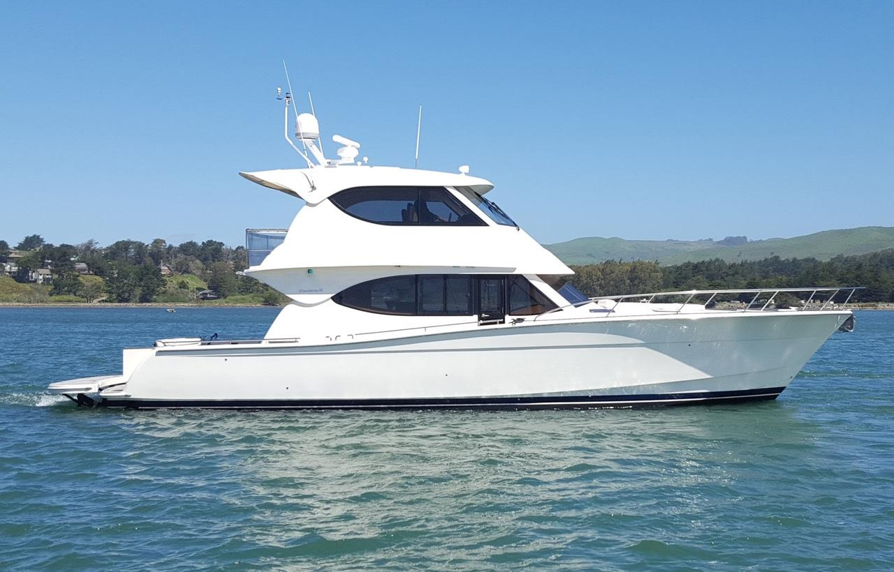 48 Cruising Motoryacht - 50 North