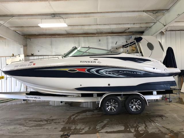 2010 RINKER FLOTILLA 228 for sale