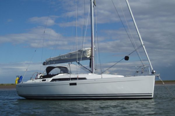 Hanse 350 boat for sale