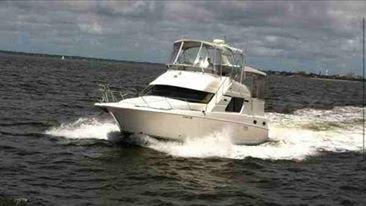 40' Silverton 2002 392 Motor Yacht
