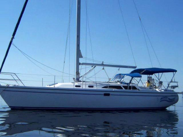 36' Catalina 2001 MK II Wing Keel Great Shape