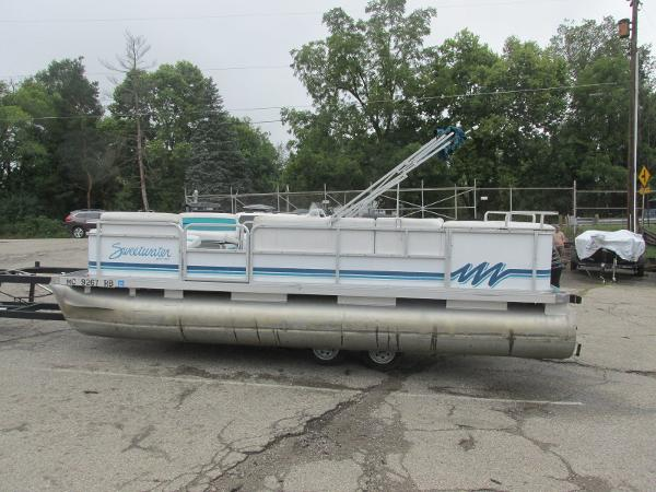 1995 SWEETWATER 20 for sale