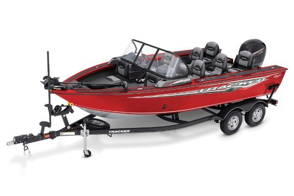 2021 Tracker Boats boat for sale, model of the boat is Targa V-19 Combo & Image # 7 of 84