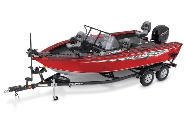 2021 Tracker Boats boat for sale, model of the boat is Targa V-19 Combo & Image # 1 of 84
