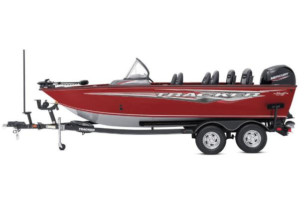 2021 Tracker Boats boat for sale, model of the boat is Targa V-19 Combo & Image # 13 of 84