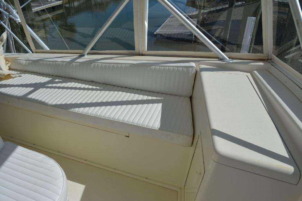Viking 53 Convertible - Bridge Seating 4