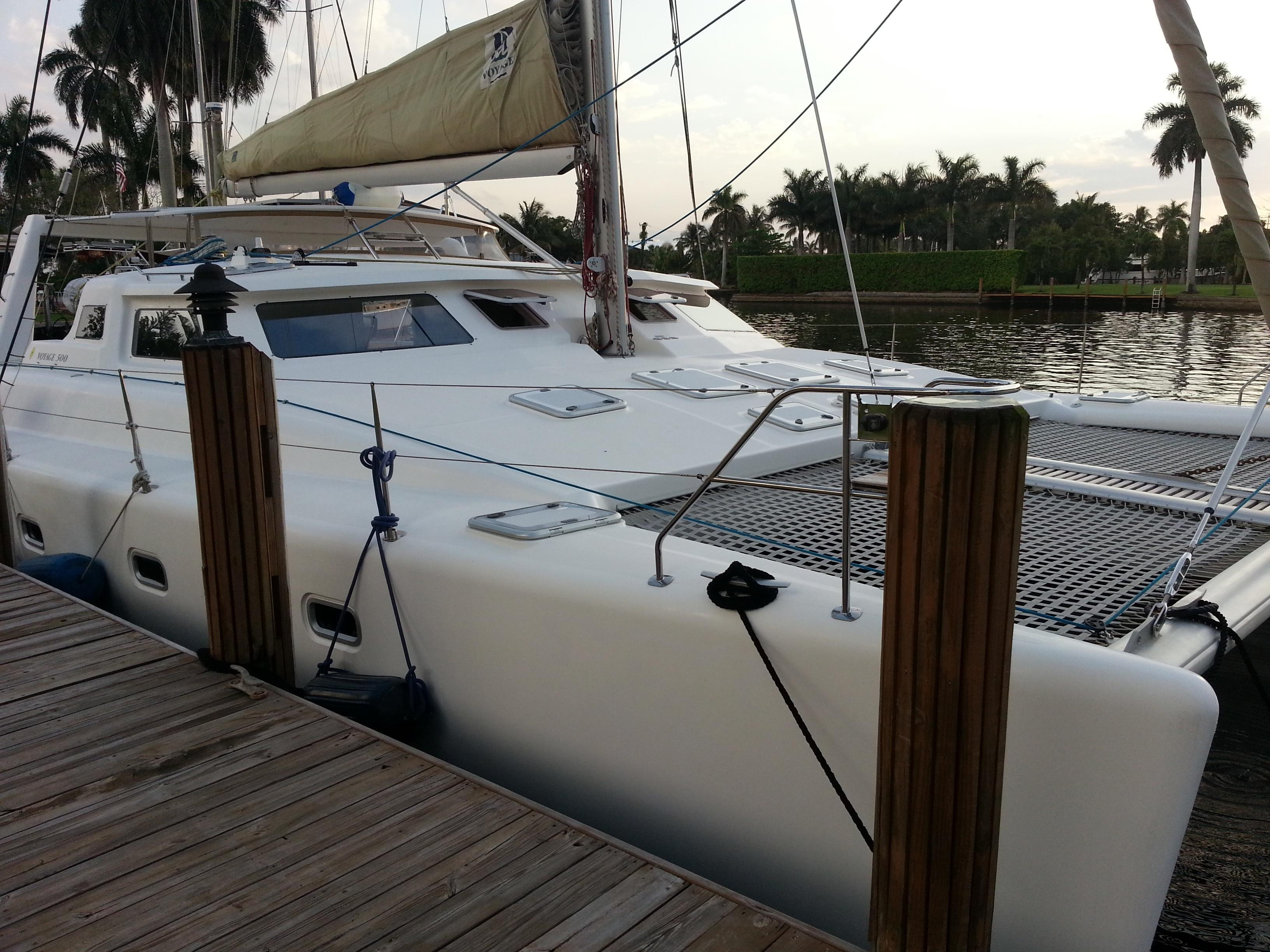 50' Voyage Yachts 2009 500 Owner's Version