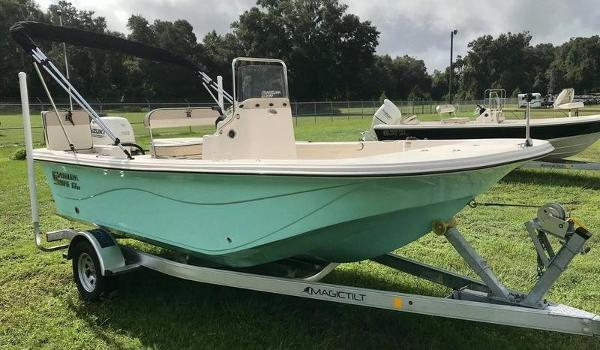 2020 Carolina Skiff boat for sale, model of the boat is 17 LS & Image # 2 of 11