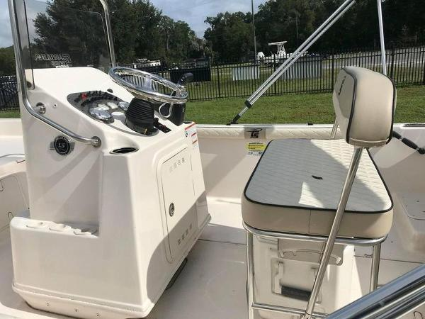 2020 Carolina Skiff boat for sale, model of the boat is 17 LS & Image # 5 of 11