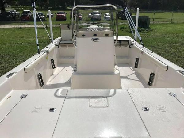 2020 Carolina Skiff boat for sale, model of the boat is 17 LS & Image # 7 of 11