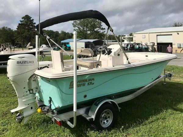 2020 Carolina Skiff boat for sale, model of the boat is 17 LS & Image # 10 of 11