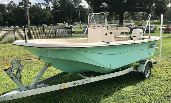 2020 Carolina Skiff boat for sale, model of the boat is 17 LS & Image # 11 of 11