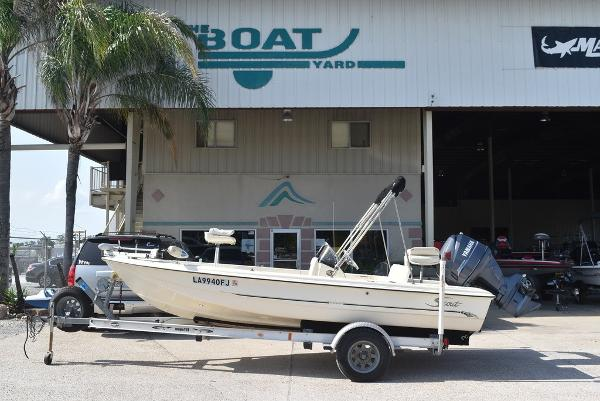 2004 SCOUT 177 SPORTFISH for sale