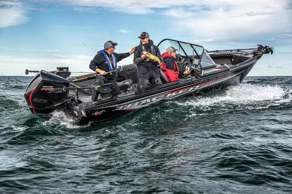 2021 Tracker Boats boat for sale, model of the boat is Targa V-19 WT & Image # 7 of 80