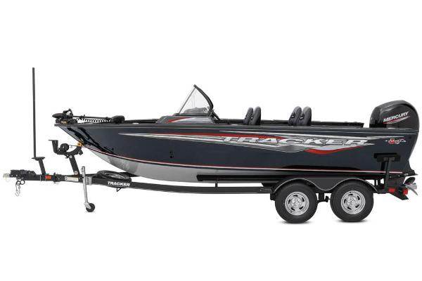 2021 Tracker Boats boat for sale, model of the boat is Targa V-19 WT & Image # 14 of 80