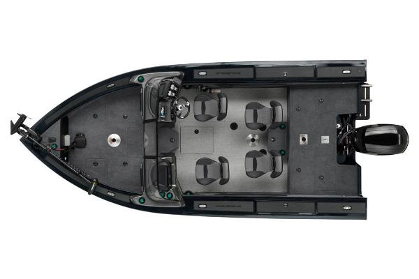 2021 Tracker Boats boat for sale, model of the boat is Targa V-19 WT & Image # 18 of 80