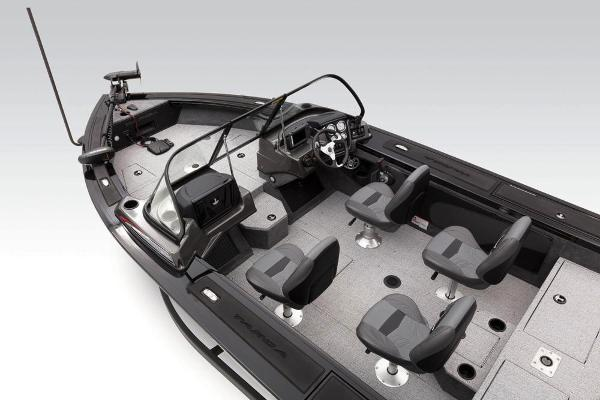 2021 Tracker Boats boat for sale, model of the boat is Targa V-19 WT & Image # 68 of 80