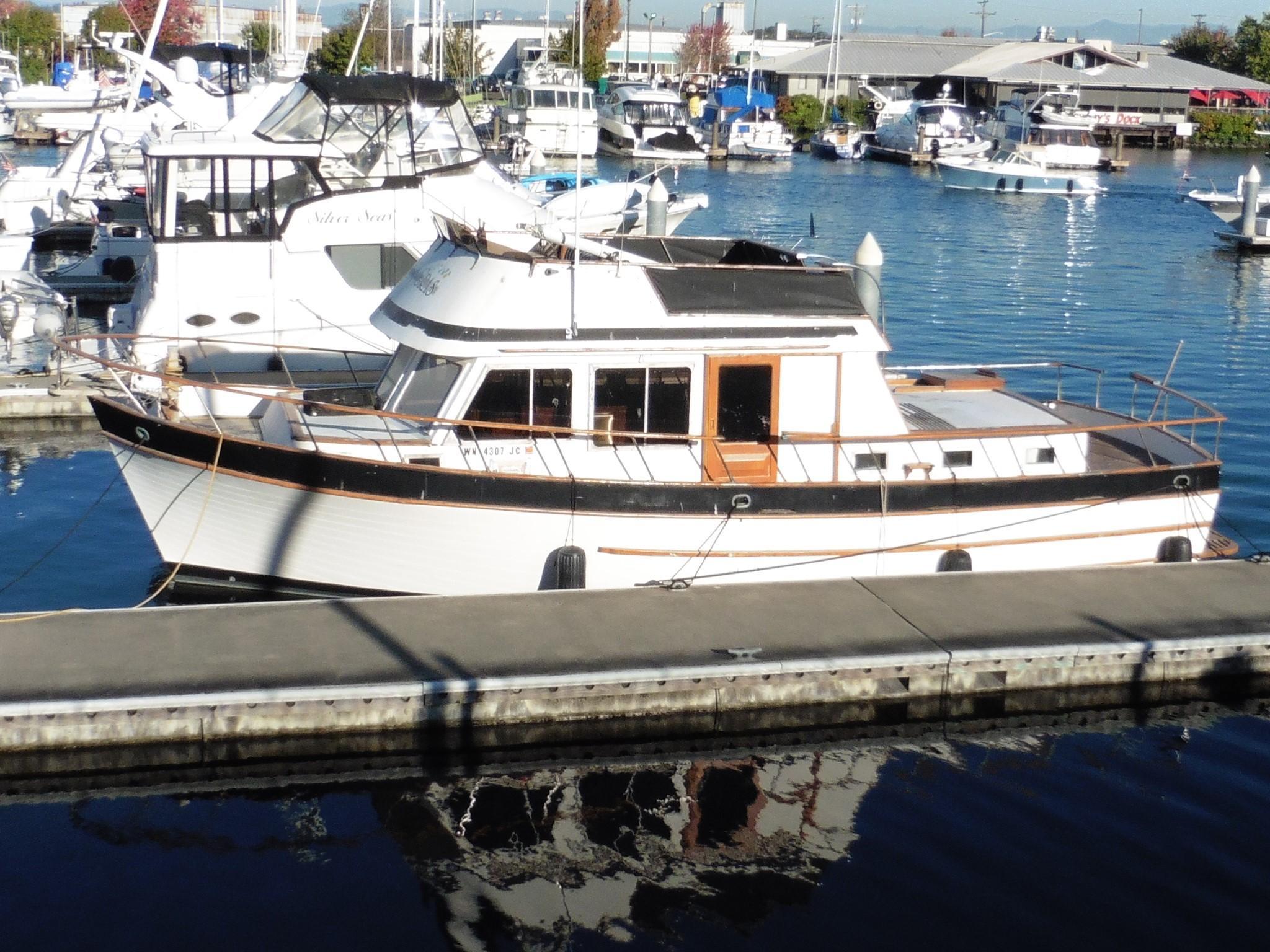 DeFever Northsea Tri-cabin Trawler