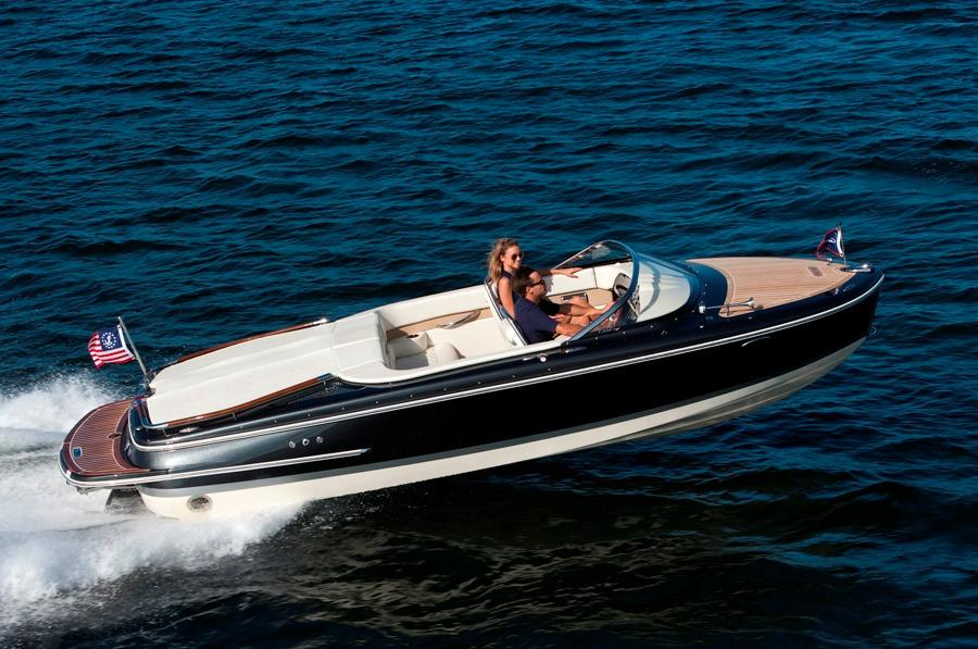 Chris-Craft Capri 21 Heritage Trim Edition