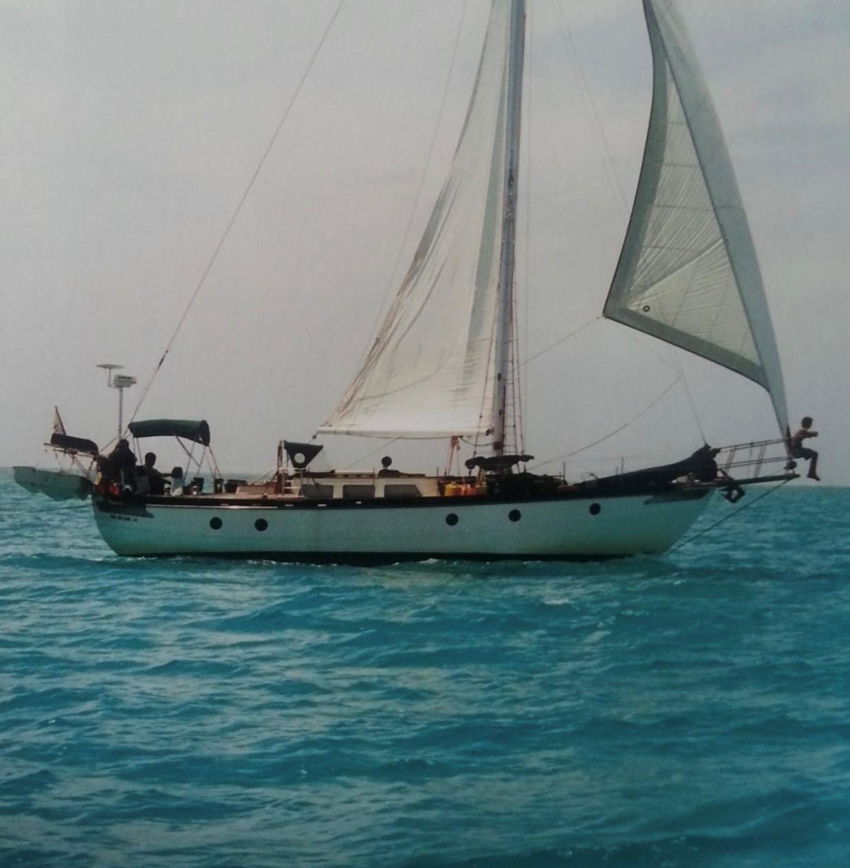 43' FORMOSA Spindrift 1980 No Hurricane Damage--Confirmed