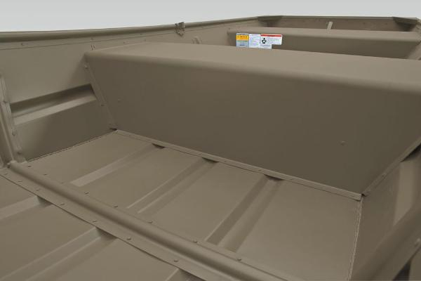 2021 Tracker Boats boat for sale, model of the boat is TOPPER 1236 & Image # 7 of 9