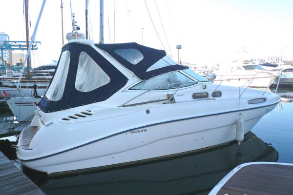 Sealine S28 boat for sale