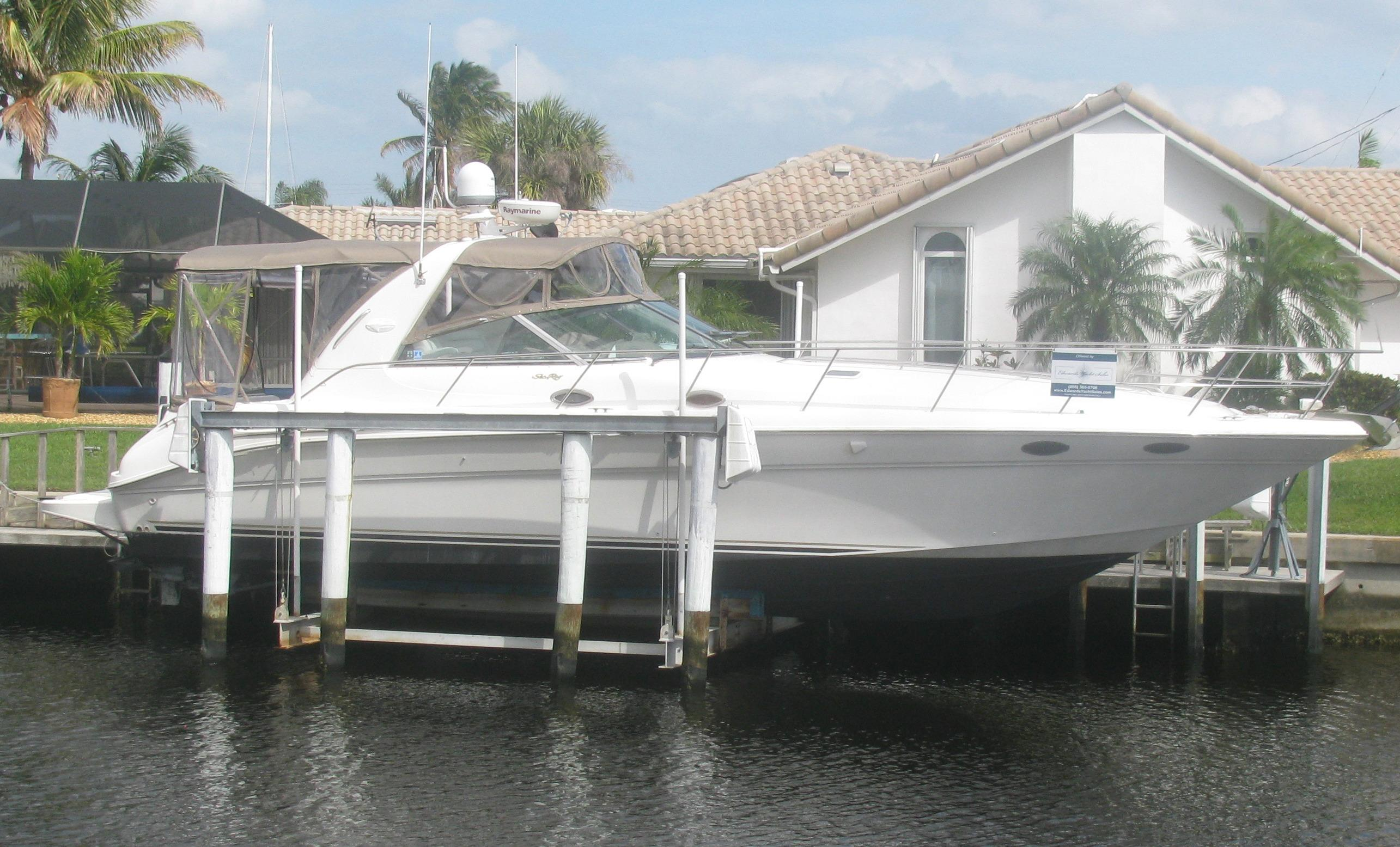 40' Sea Ray 1997 Sundancer 400