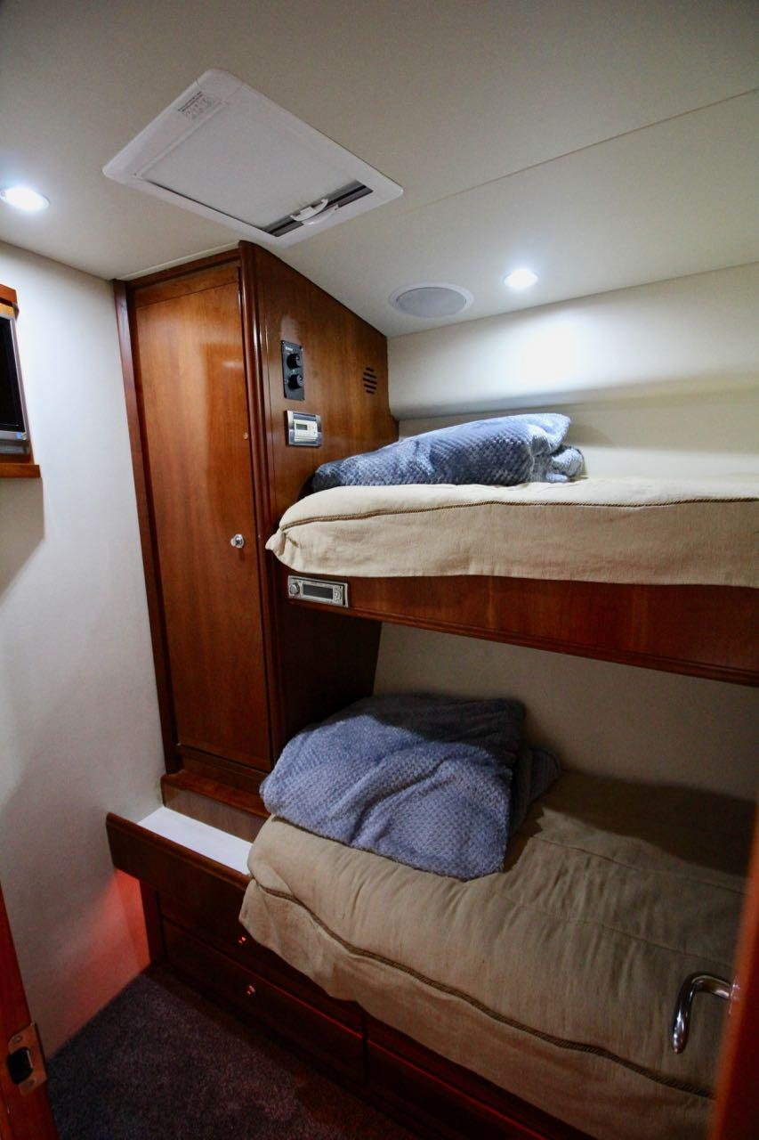 Starboard Bunk Stateroom