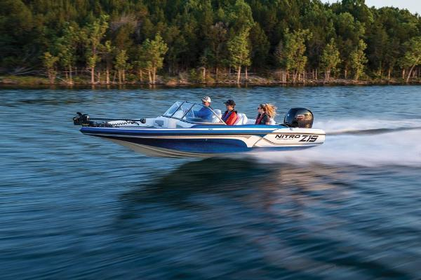 2021 Nitro boat for sale, model of the boat is Z19 Sport & Image # 5 of 60