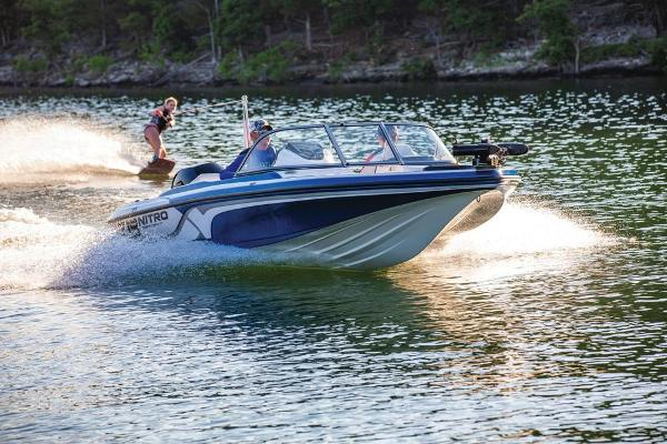 2021 Nitro boat for sale, model of the boat is Z19 Sport & Image # 9 of 60