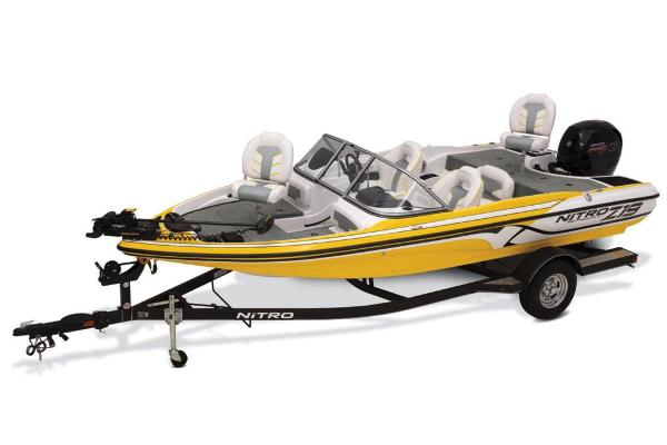 2021 Nitro boat for sale, model of the boat is Z19 Sport & Image # 1 of 60
