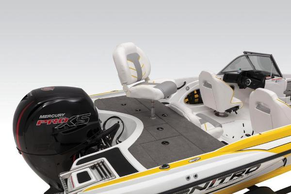 2021 Nitro boat for sale, model of the boat is Z19 Sport & Image # 21 of 60