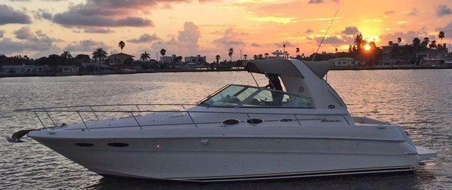 31' Sea Ray 2001 Sundancer