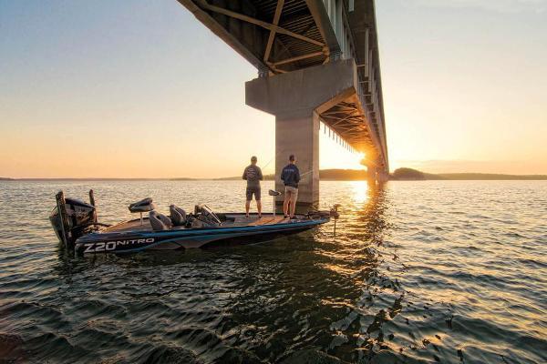 2021 Nitro boat for sale, model of the boat is Z20 & Image # 13 of 80