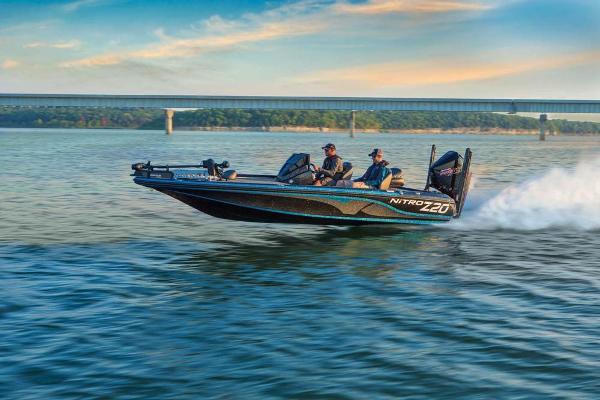 2021 Nitro boat for sale, model of the boat is Z20 & Image # 14 of 80