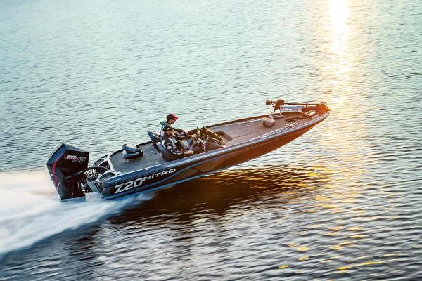 2021 Nitro boat for sale, model of the boat is Z20 & Image # 15 of 80