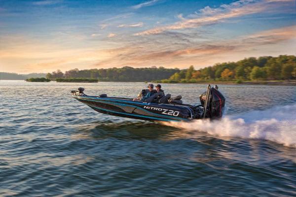 2021 Nitro boat for sale, model of the boat is Z20 & Image # 16 of 80