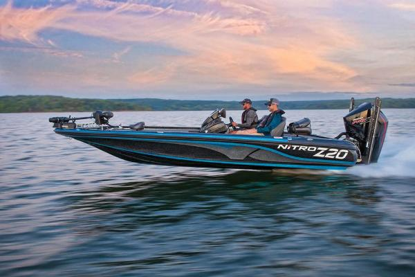 2021 Nitro boat for sale, model of the boat is Z20 & Image # 18 of 80