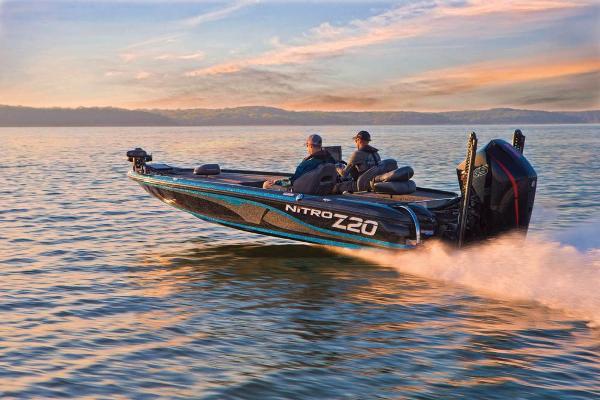 2021 Nitro boat for sale, model of the boat is Z20 & Image # 21 of 80