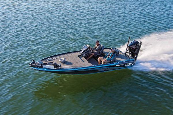 2021 Nitro boat for sale, model of the boat is Z20 & Image # 22 of 80