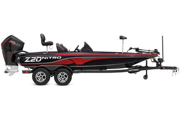 2021 Nitro boat for sale, model of the boat is Z20 & Image # 23 of 80