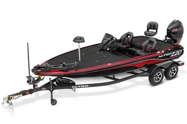2021 Nitro boat for sale, model of the boat is Z20 & Image # 24 of 80